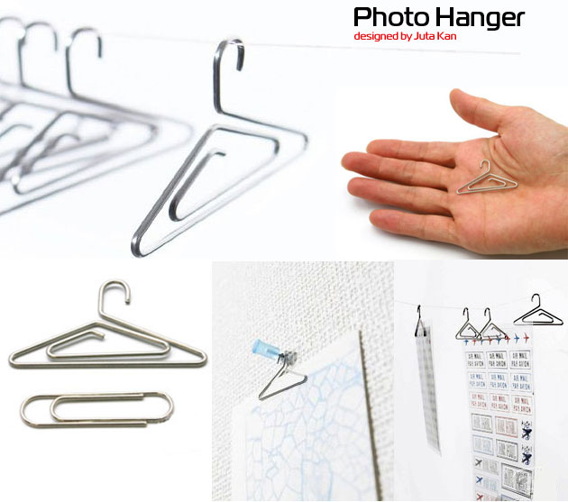 Mini Hanger Clip to hang your photos in style