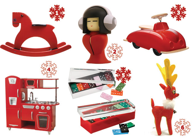 The Red Fairy-Tales - KickStyle Kids Christmas Gift Guide