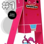Readymechs – FREE flatpack toys for download, built in 15 minutes