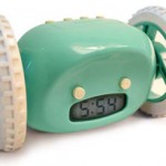 CLOCKY – rise and shine with this playful alarm clock