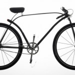 Pilen Bicycle Concept – retro style bike with unique design features