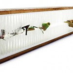 Kickit Shoe Rack – brilliant furniture, combining art, usability and style