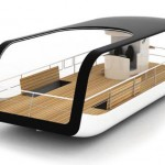 The Argo – fancy touring boat concept