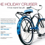 GAP Electra Cruiser – original, limited-edition designer bike
