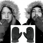 Smoking Mittens – practical solution for smoking outside in winter