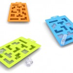 ICEBLOX – Tetris shaped ice cube tray give away