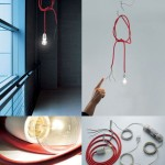 Bingo Ingo hanging lamp – live wires for a creative living space