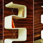 LIEUL bookshelf – stunning design and innovative book organization