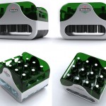Stylish Beer Carrier to keep your beer essentially cold