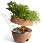 BBQ & Herb Planter combination for your balcony