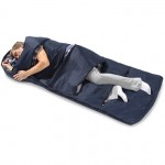 Divided sleeping bag