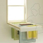 Blindry – turns the window blinds into an indoor laundry