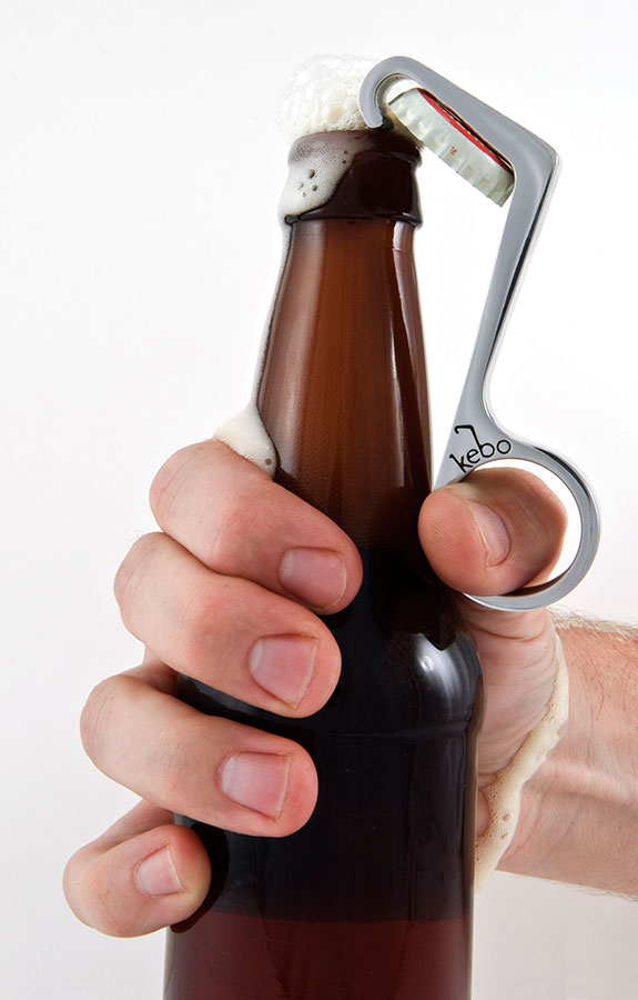 Kebo bottle-opener